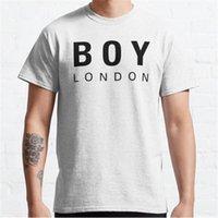 Boy London 1 Summer 2021 New 3d Printed T-shirt Men's Casual O-neck Hip Hop Short Sleeve