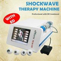 ED 치료를위한 물리적 ESWT 음향 방사상 충격파 치료 기계 / ED에 대한 물리적 충격파 Therpay 기계