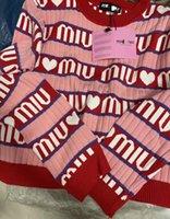 Женские дизайнеры Одежда 2021 Женские свитера Зимние кардиган Кашемир Смеси мода Женщины Высококачественные свитеры 2 цвета уличные