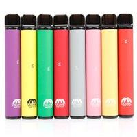 FZCVape Rage Plus Device Portable jetable Cigarettes Kit de pod 550mAh Batterie 800 Puffs 3.2 ml Cartouche pré-remplissée Vape Stylo