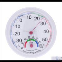 디지털 아날로그 온도 습도계 온도계 습도계 -35 ~ 55 ° C 가정 Rpanu Lygsu