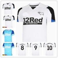 2021 2022 Derby County Soccer Jersey Rooney 21 22 Jerseys Lawrence Bogle Waghorn Maillot De Football Shirt Bielik Top Tailandia Calidad