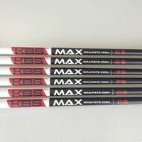 Shafts de club Eje de golf KBS MAX 65 75 85 IRONES CLUBES DE GRAFÍA DE GRAFÍA 10PCS / LOTE FREE