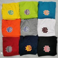 Eric Emanuel Ee Basic Mens Pantaloncini Designer York City Skyline Fitness Sweatpants Short Fanshion Uomo Gym Estate Gym Workout Traspirante 11 colori