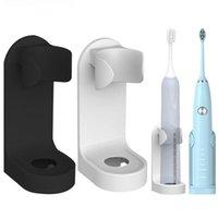 Porta da spazzolino da denti Supporto Elettrico Supporto STANDE STANDE STANDE STANDATORE A PARETE Bagno Adattamento 90%