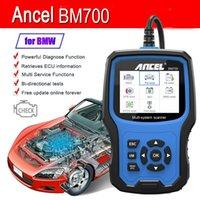 BM700 OBD2 Scanner Automotive Sistema completo Enhanced OBD OBD2 Diagnostica auto Diagnostica Auto Scanner per lettore di codice errore