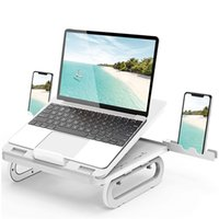 2021 Laptop Cooling Pads Notebook computer stand desktop increase support frame base adjustable lifting platform suspended liftings pad height