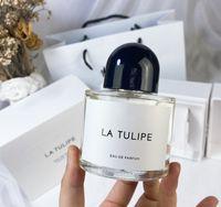 Premierlash en düşük fiyat parfüm 100 ml byredo sprey la tulipe lil fleur süper sedir bal d'afrique gypsy su mojave hayalet blanche yüksek kaliteli parfüm hızlı teslimat