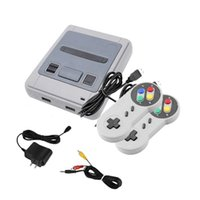 2019 Super Mini Classic 8   64 BIT Family TV Built-in 1000 Games Console System with Gamepad for SNES Nintendo Game Controller G0925
