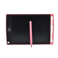 Handschrift Tablet Schreibvorstand Kinderzeichnung Boards LCD 8,5 Zoll Kindergraffiti Smart Toy