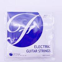 1 مجموعة Guitarfamily Seg سلاسل الغيتار الكهربائي 009-042 010-046 011-050 صنع في كوريا