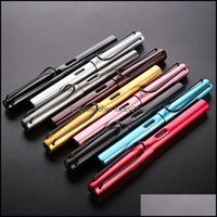 Writing Supplies School & Industrial Luxury Business Office Finance Correction Posture Pen Mticolor Fountain Pens Drop Delivery 2021 Dapkj