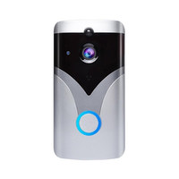 Home Security Night Vision Weitwinkel Visual Easy Install Smart Wireless WiFi Video-Türklingel-Intercom HD 720P-Kamera-Apartments
