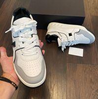 Berühmte Rockbolzen Herren Trainer Schuhe !! Ein Bolz Niedrig Top Calfskin Sneakers Outdoor Männer Frauen Luxus Trainer Komfort Lässig Gehen EU35-45