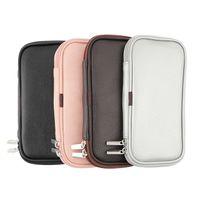 Borse cosmetici Mini Case Bellezza Bellezza Brush Brush Box Organizer Artist Multi Functional Zipper Bag per viaggi a casa