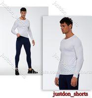 Erkek Şort Fitness Yüksek Atletik Katı Yoga Sıkı Pantolon Yüksek Bel Koşu Yoga Kıyafetler Bayanlar Spor Tam Tayt Pantolon Egzersiz Hızlı Kuru N1