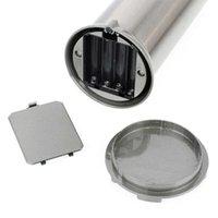 Dispensador de jabón líquido sin contacto infrarrojo automático sensor de movimiento de acero inoxidable de acero inoxidable Auto Mano Baño / Cocina Base impermeable 339 R2 0PIW