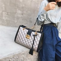 Handbag Shoulder_bag Branded crossbody Designer Tote Bag Mini Luxurys Bags Large Capacity Women Pu Leather Chain Tasks High Quality Ladies