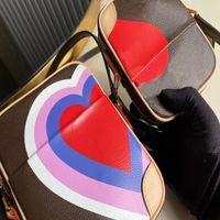 Mini On Paname Set Designers Bag Moda Bolsas Bolsas Acessórios PoChette Jogo Multi Crossbody Womens Accessoires Bag M574 VSLD