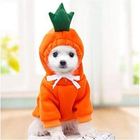 Hoodie- Cat Basic Sweater Coat Dog Apparel Cute Shape Warm Jacket Pet Cold Weather Clothes Outfit Outerwear for Cats Puppy Small Large Dogs