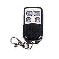 Botão Abridor de Porta Da Garagem Elétrica Controle Remoto Sem Fio 433MHz Igniter Radiofrequência Controladores