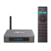 X96 X6 TV Box Android 11 8GB RAM 128GB RK3566 دعم 4K 2T2R Mimo المزدوج واي فاي 1000 متر 4G 64GB 32GB وسائط الوسائط TVBox