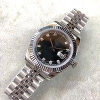 U1 ST9 luxury watch Black DiamondDial 41mm 126333 126334 Automatic Mechianical Wristwatches Jubilee Strap Sapphire 2813 126301 Datejust Movement Mens Watches
