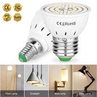 GU10 Led Lamp MR16 Corn Bulb E27 220V Lead Bulbs Light E14 Ampoule for Home Spotlight B22 SMD2835 Energy Saving GU5.3 4W 6W 8W