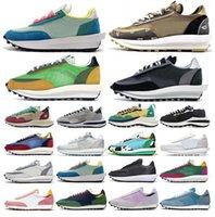 2021 جديد sacai عارضة أحذية الرجال النساء vaporwaffle ldv الهراء daybreak نوع tailwind الأسود النايلون الأبيض مكتنزة dunky المدربين الرياضة أحذية رياضية