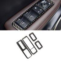 For Lexus RX300 270 200T 450H 2016-2021 Auto Car Accessories Window Control Panel Frame Switch Cover Sticker Trim Interior Decor