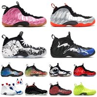 foamposite one pro penny hardaway shoes  Hardaway Armee Camo Pro Volt Shattered Backboard Herren Basketballschuhe PEARLIZED PINK Alternative Galaxy Trainer OG Sneakers 13