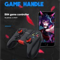 B04 Portable GamePad для PUBG Mobile Phone Gaming Controller, расширенная рукоятка Grie Grip для смартфона Android