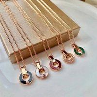 Chains Spring 2021 Lancement! Ventilateur rétro ping, collier pour femmes, personnalité de la mode, cadeau de la Saint-Valentin, style classique