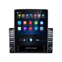 Radio de automóviles de 9.7 pulgadas Navigator Ajy 2din Android Coche Radio para HD 2.5D Player MP5 GPS FM Receptor DVD