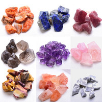 100g Natürlicher Rohstoffquarz Kristall Raue Fluorit Amethyst Stein Probe Für Tumbling, Polieren, Wicca Reiki Kristallheilung