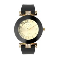 New Fashion Silicone Watch Men's and Wo Cy Color Quartz Wo Student Watch