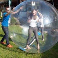 Acessórios Piscina 2.2m Dia Inflável Água Passeio Bola Hamster Hamster Gigante Recreação Ballet Dancing Zorb Bolas