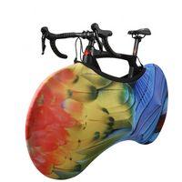 자전거 수호자 커버 MTB 도로 자전거 보호 장비 안티 - 먼지 바퀴 프레임 커버 스크래치 방지 저장 가방 자전거 액세서리