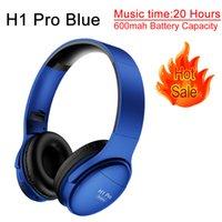 Pro Bluetooth Kulaklık Kablosuz Kulaklık Aşırı Kulak Gürültü Hifi Stereo Oyun Kulaklık Mic ile Destek TF Kart