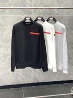 Femmes Mens Version Version Sweats à Sweats à manches longues Collier rond Poche solide Sweat-shirts surdimensionnés Femme mince Harajuku Capuche 3 Couleur Top Coat Taille M-3XL