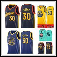 """Golden """"State"""" Warriors """"Jersey Stephen 30 Curry James 33 Wiseman Basketball Jerseys 2021"""