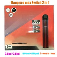 Puffs 2 Max 7ml Bang 2000 Vape IN 1 Device Pro XXL Disposable Pods Switch XXtra Double Kit Chinavapes Ptehh