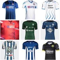 Pachuca 21 22 22 22 Santos Laguna Chivas Futebol Jerseys Curz Azul México Liga 2021 2022 Liga MX Rayados de Monterrey Leon Camiseta de Fútbol Queretaro Camisas de futebol