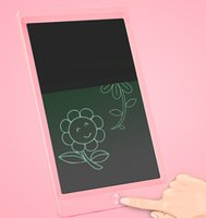لوحة الرسم للأطفال 8.5 بوصة LCD الكتابة أقراص الأطفال خط اليد منصات الألواح التعليمية
