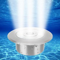 AC 12V RGB LED Lámpara subacuática IP68 Piscina impermeable Color Cambio Cambio para Piscina Fuente de Parque