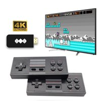 Hd-Compatibele Ingebouwde 620 818 Klassieke Games Retro Console Draadloze Controller Av Hd Output Mini Game