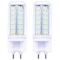 Луковицы G12 LED Light Light 10W BI-PIN-код мозоли 100 Вт галогенные эквивалентные базовые наводнения керамические