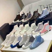 2021 Moda Baskı Obliques Rahat Ayakkabılar Bahar Ve Sonbahar Erkek Bayan Açık Platformu KUTUSU Ile Rahat Güzel Ayakkabı En Kaliteli