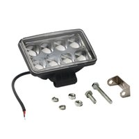Car Headlights 32W 8LED Automatic Motorcycle Off-road Vehicle Driving Light Working 12V Vehicles Led Bar