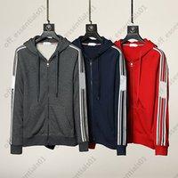 Франция роскошный бренд мужская куртка 3 цвета высококачественные повседневные уличные куртки дизайнеры мужская одежда